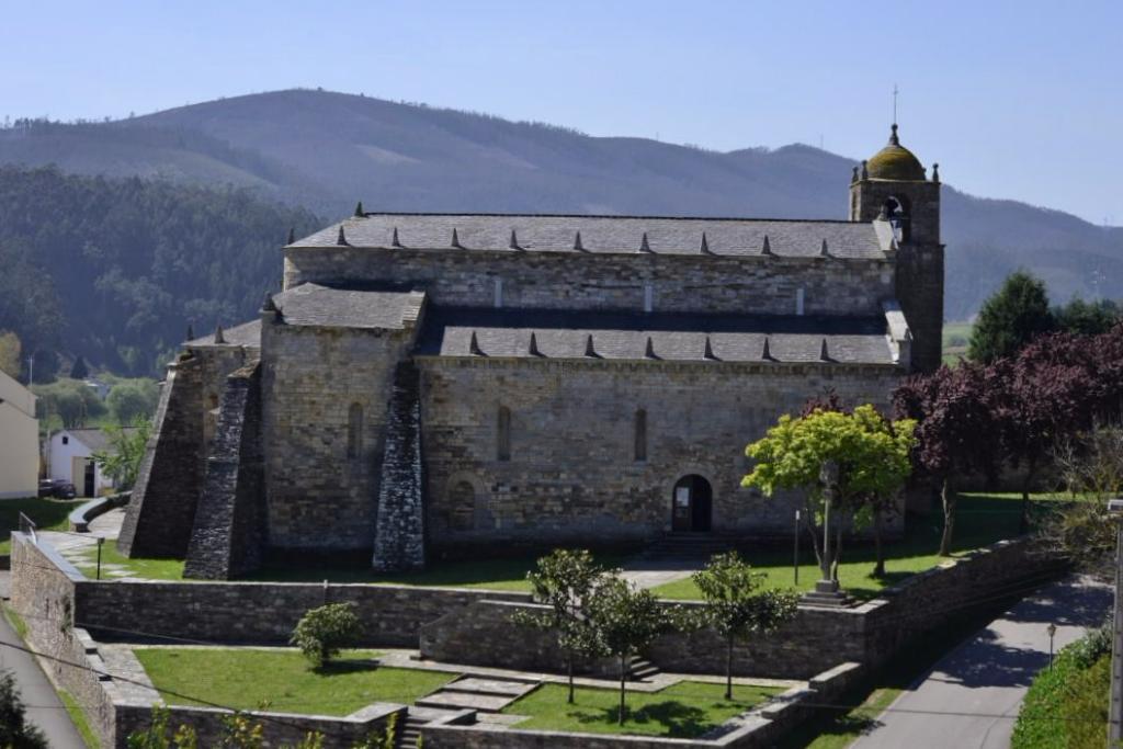 Catedral de San Martiño Foz - Lugo