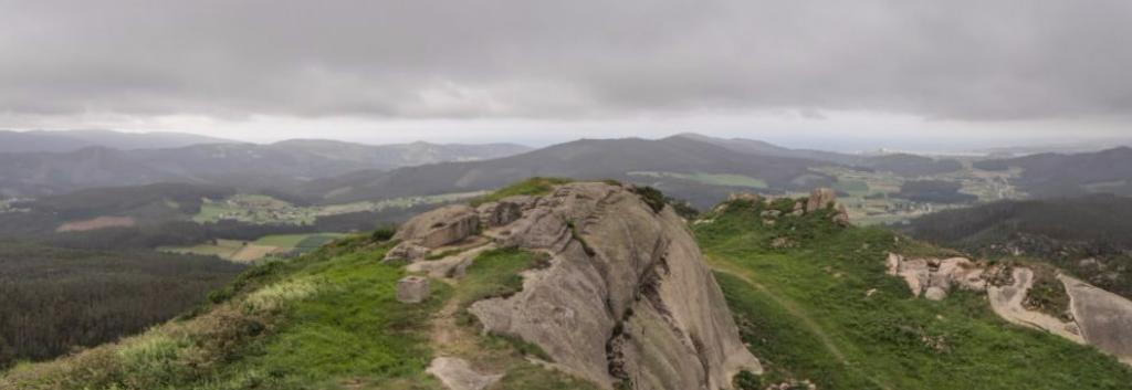 Pico de la Frouxeira Foz - Lugo