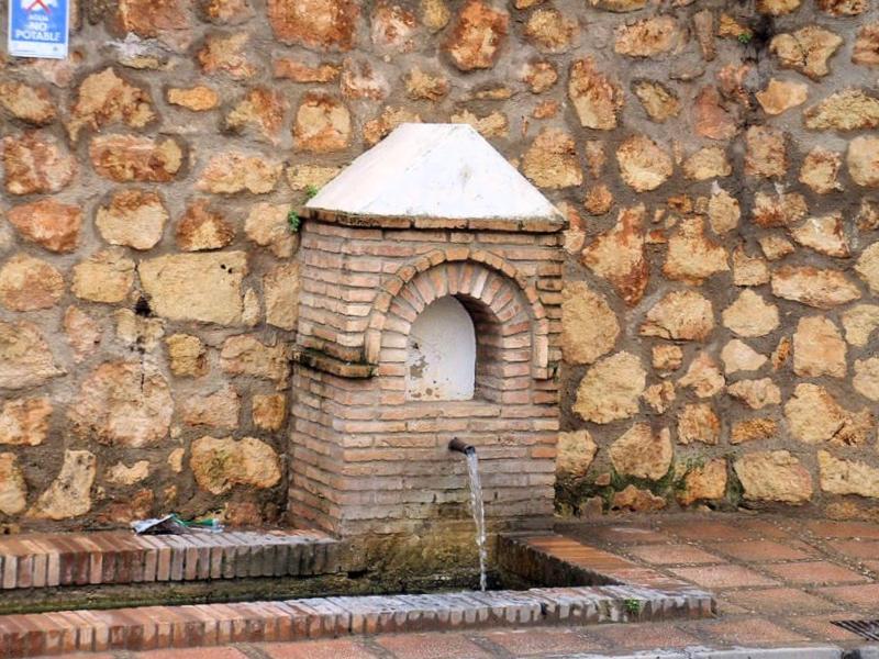 Fuente de Cano Hornachuelos - Córdoba