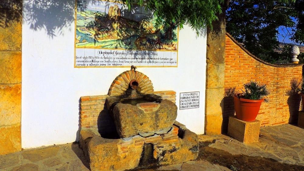 Fuente en Ardales - Málaga