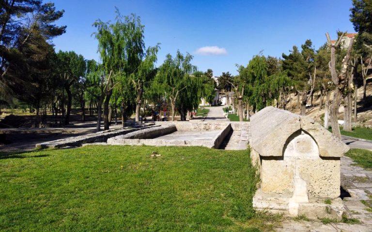 Fuente-parque-alquitara-yepes