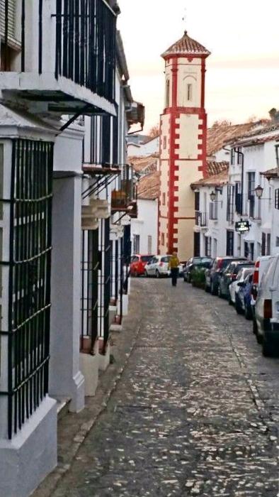 Calle Doctor Mateos Gago Grazalema - Cádiz
