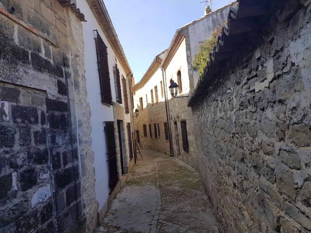 Calle de Baeza - Jaén