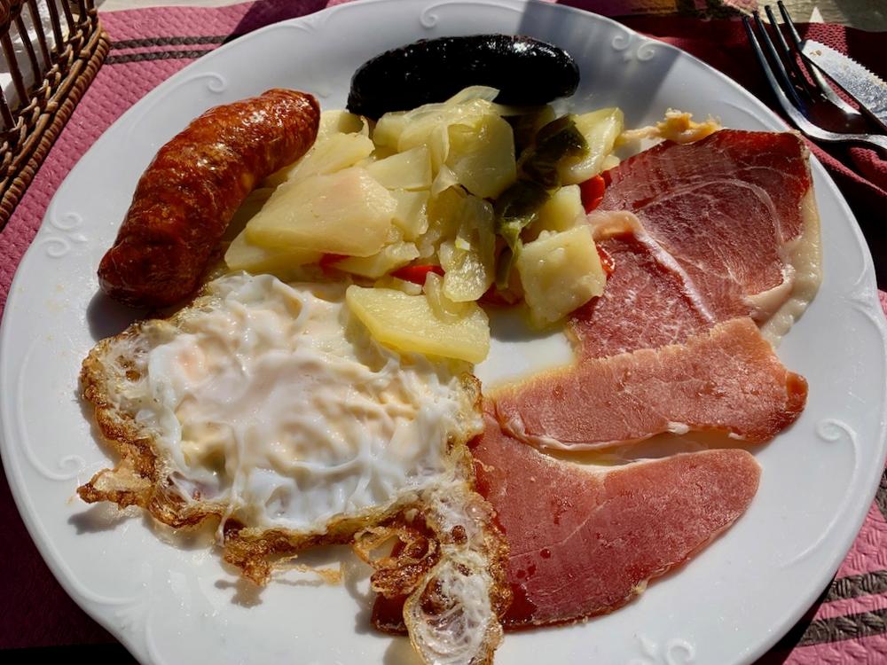 Gastronomía en Bubión - Granada