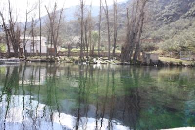 Entorno Natural de Cambil - Jaén