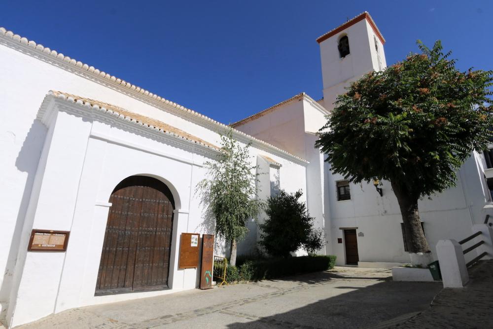 Iglesia Parroquial de Capileira - Granada