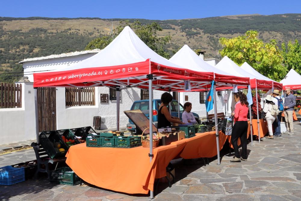 Mercado de Alpujarra Capileira - Granada