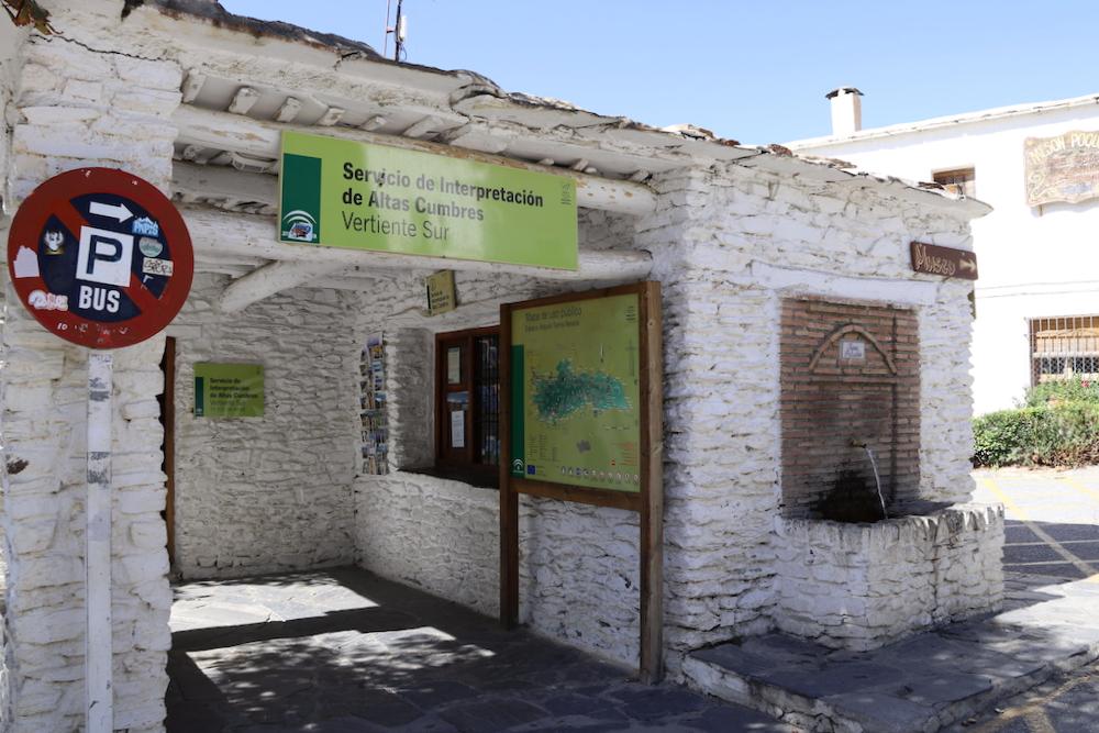 Oficina de Interpretación Altas Cumbres Capileira - Granada