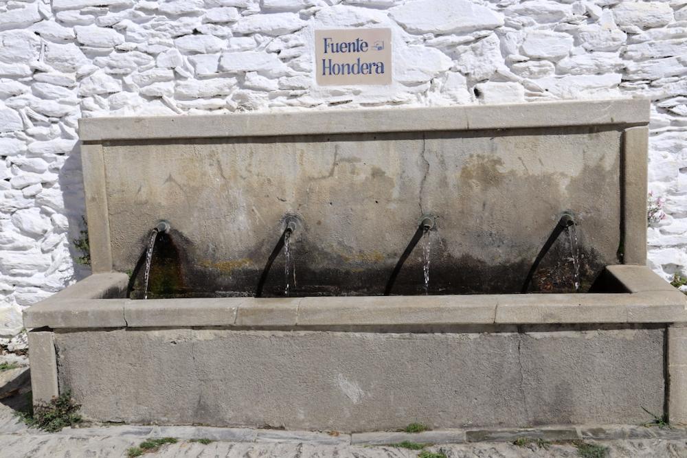 Ruta del Agua Capileira - Granada