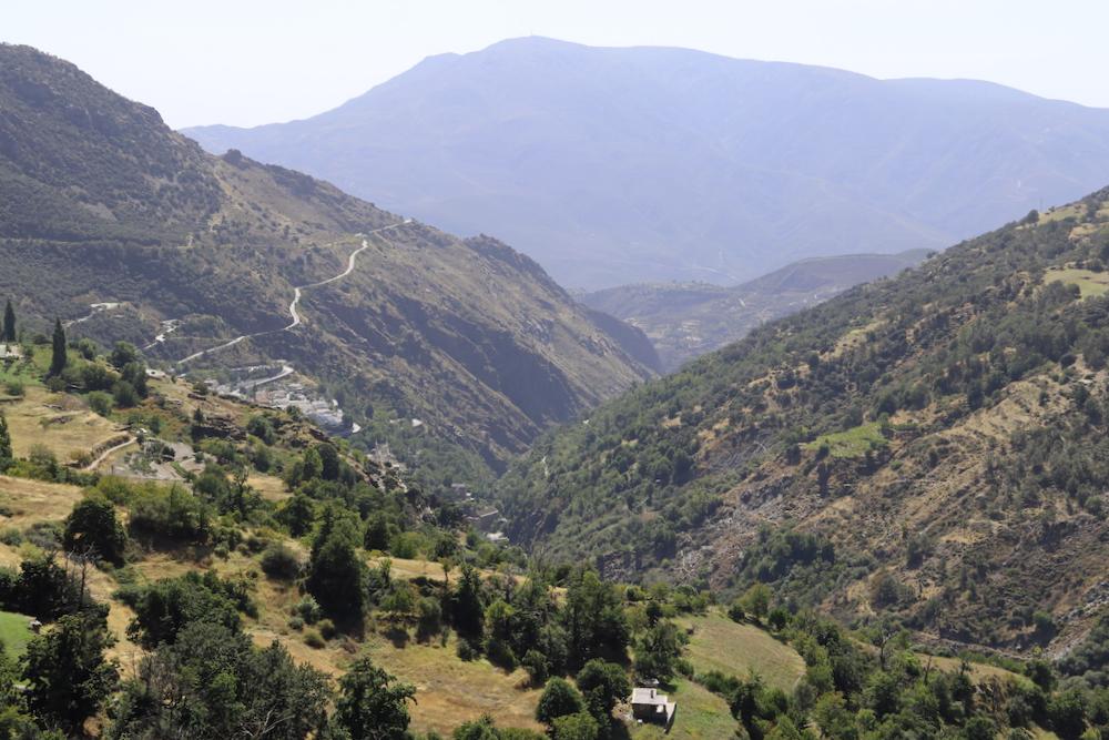 Sierra en Capileira - Granada