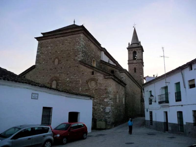 Iglesia Parroquial de San Marcos Alájar - Huelva