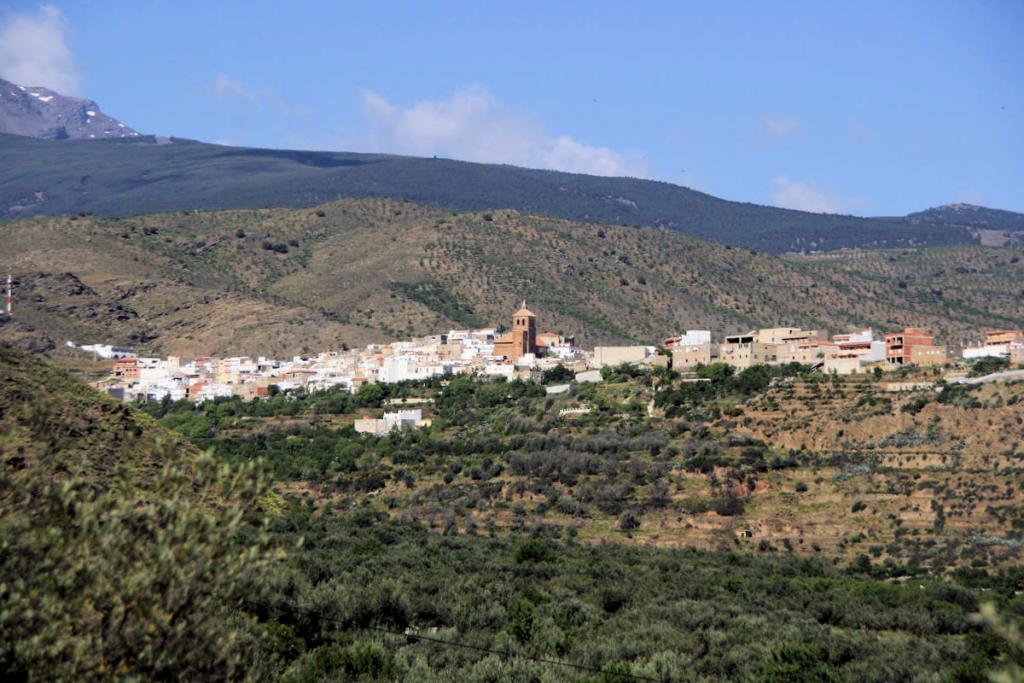 Iglesia Parroquial de la Anunciación Abrucena - Almería