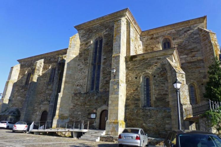 Iglesia de San Vicente del Pino Monforte de Lemos - Lugo
