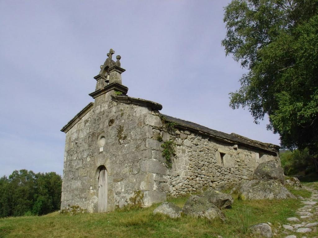 Iglesia de Donís Piornedo - Lugo