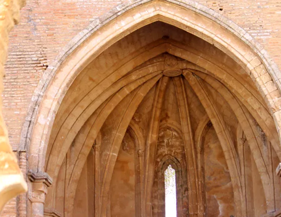 Iglesia de San Martín Niebla - Huelva