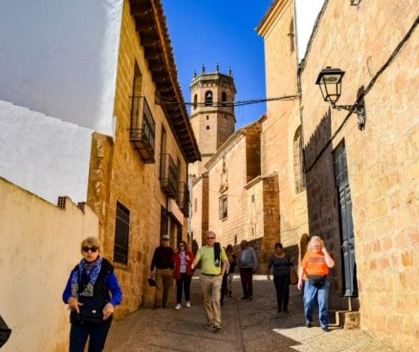 Iglesia de San Mateo Baños de la Encina - Jaén