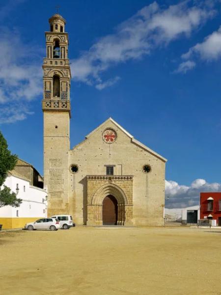 Iglesia de Santa María de la Mota Marchena - Sevilla