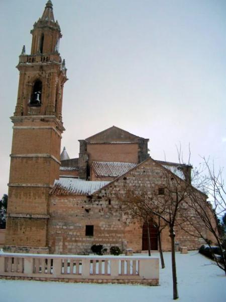 Iglesia de Santa María Estepa - Sevilla