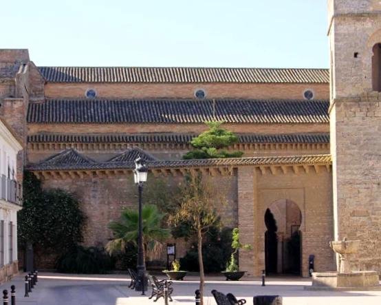 Iglesia de Santa María de la Granada en Niebla - Huelva