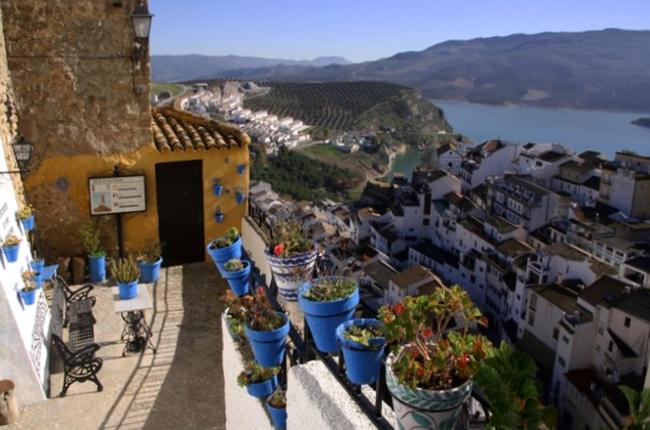 Iznájar-Córdoba
