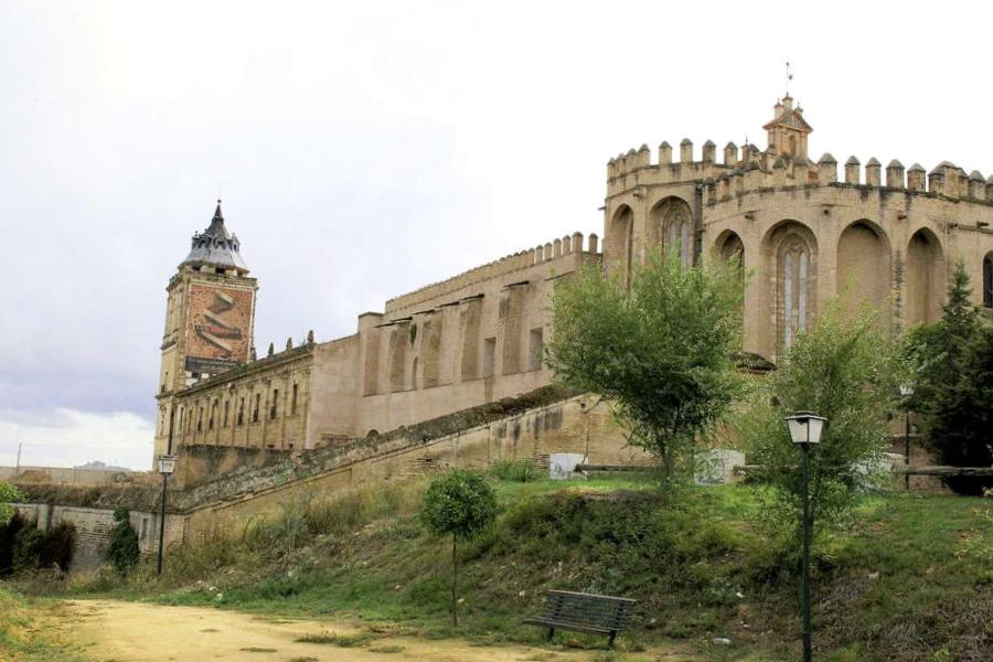 Monasterio San Isidoro Santiponce - sevilla
