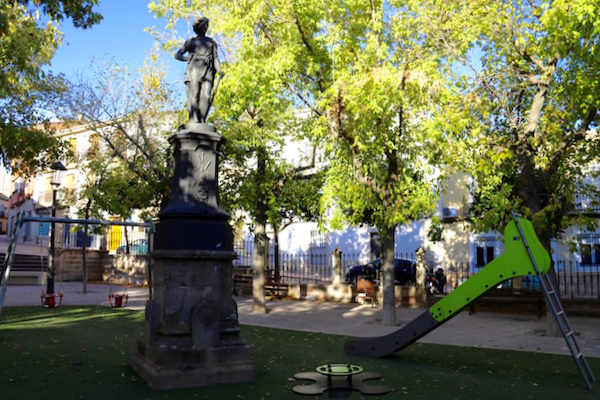 Plaza Alfonso XII Linares - Jaén