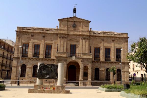 Palacio Municipal de Linares - Jaén