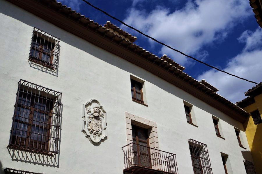 Palacio de Burgos en Pastrana