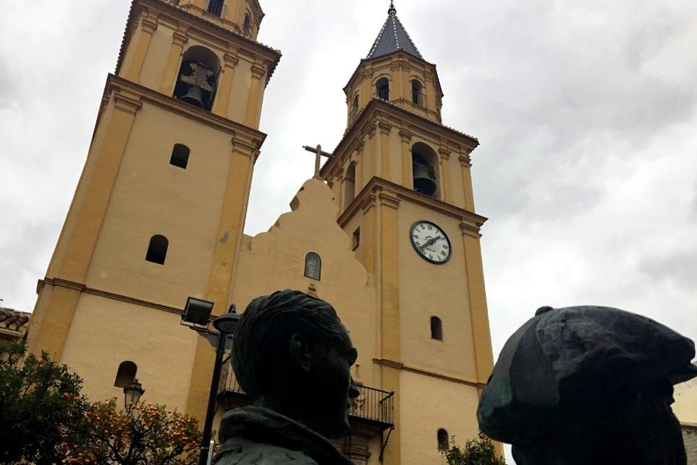 Parroquia de Nuestra Señora de la Expectación Órgiva - Granada