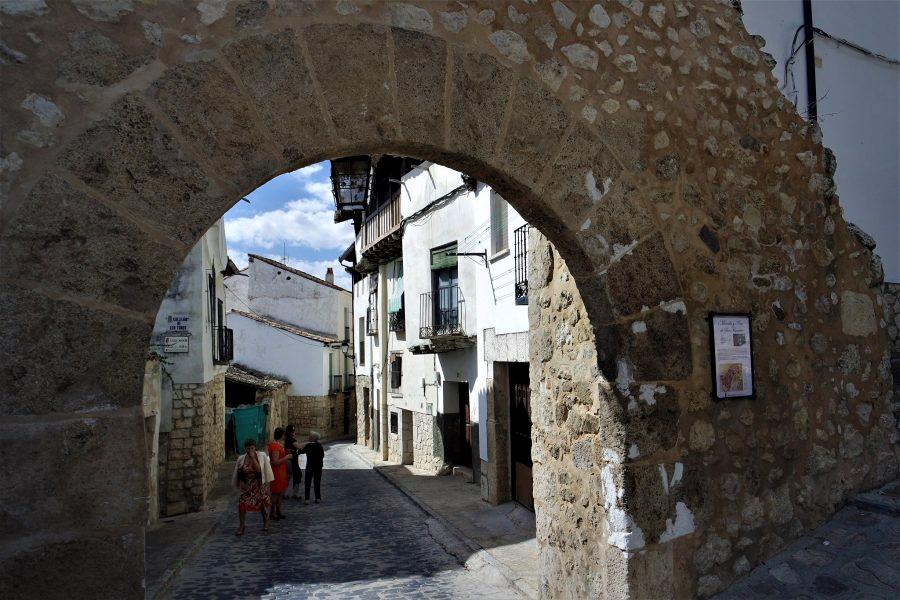 Restos de Muralla medieval, qué ver en Pastrana