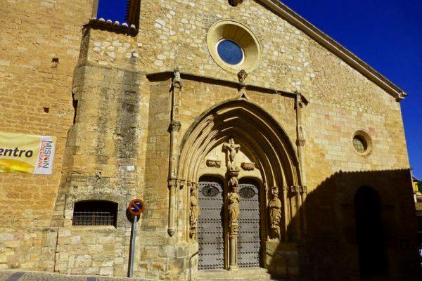 iglesia chinchilla de montearagón