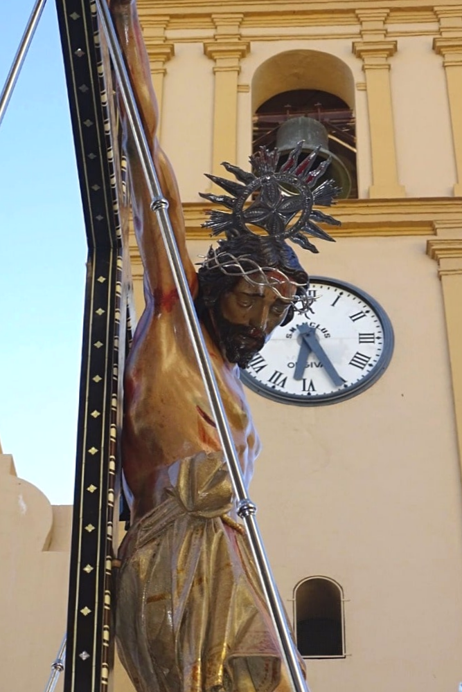 Procesión Semana Santa en Órgiva - Granada