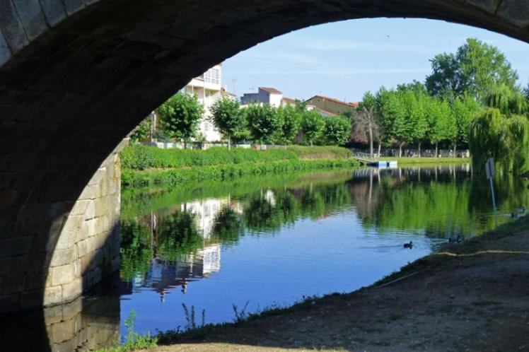 Puente Viejo Monforte de Lemos - Lugo