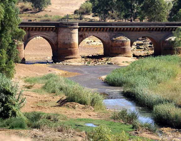 Puente Romano de Niebla - Huelva