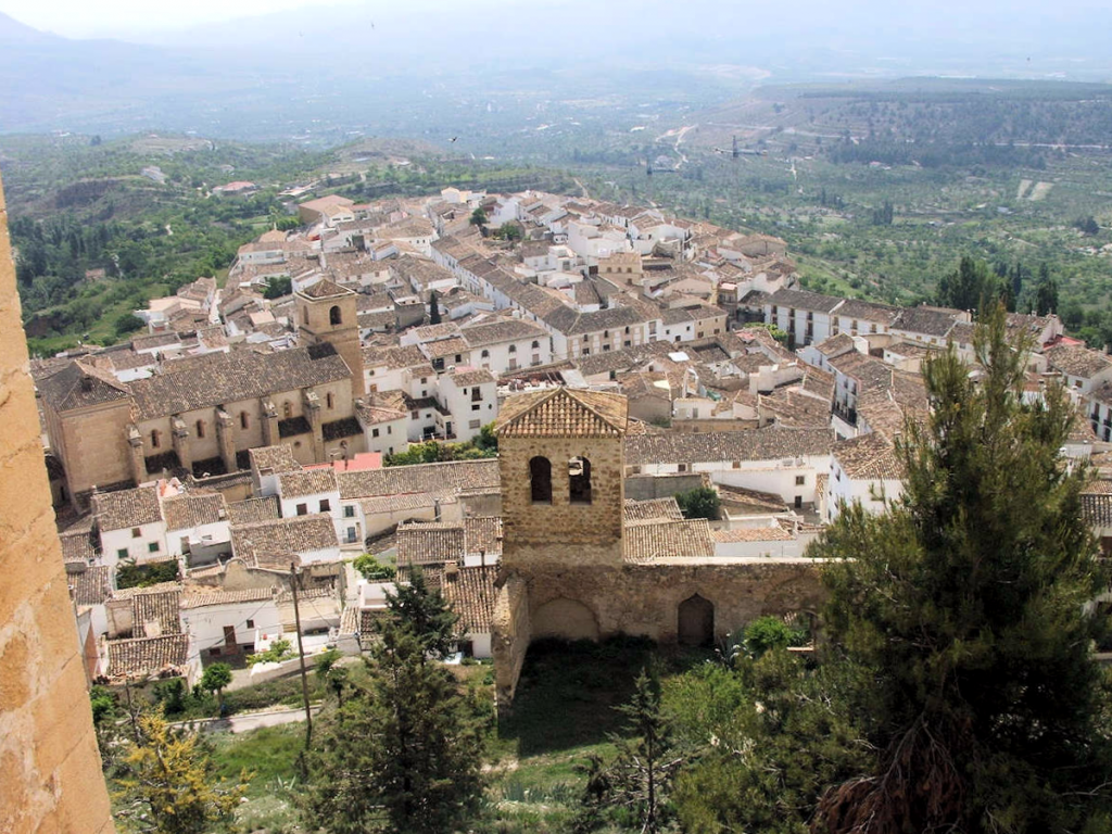 Vistas Vélez-Blanco - Almería