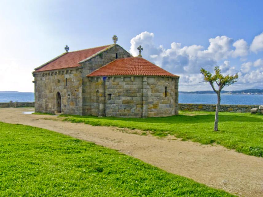 Ermita A Lanzada Sanxenxo - Pontevedra