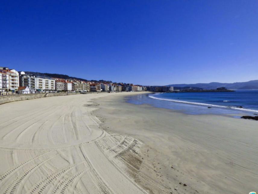 Playa del Silgar Sanxenxo - Pontevedra