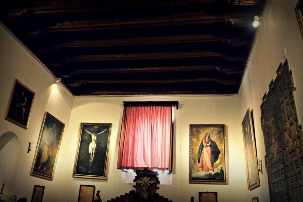 Sala de cuadros Marchena - Sevilla