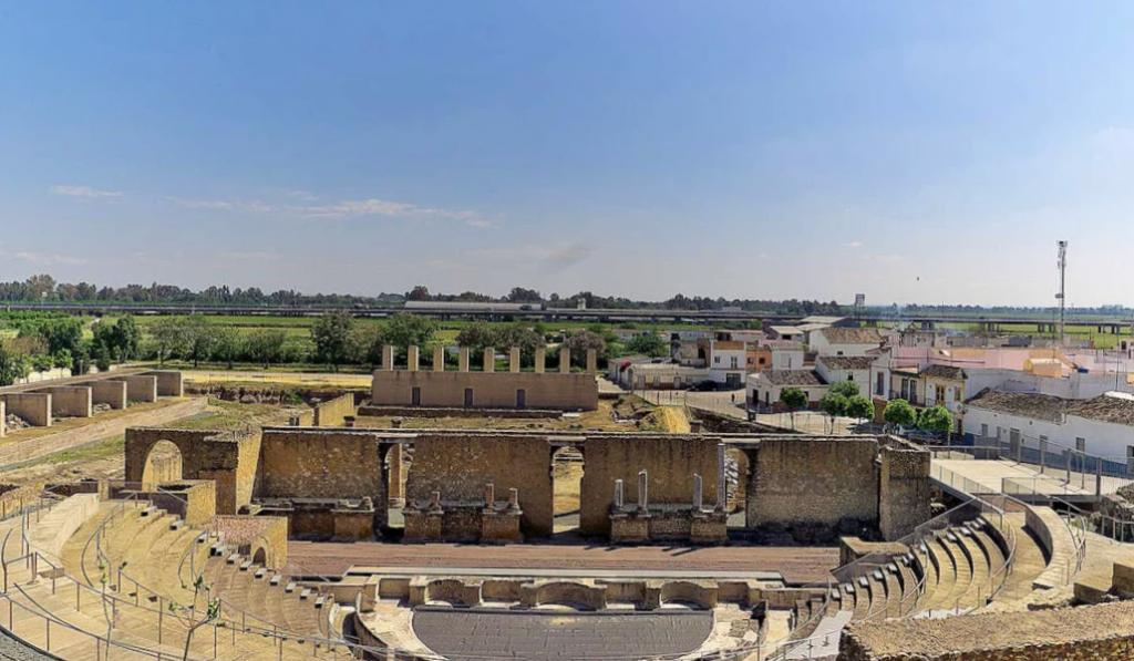 Teatro Romano de Itálica Santiponce - Sevilla