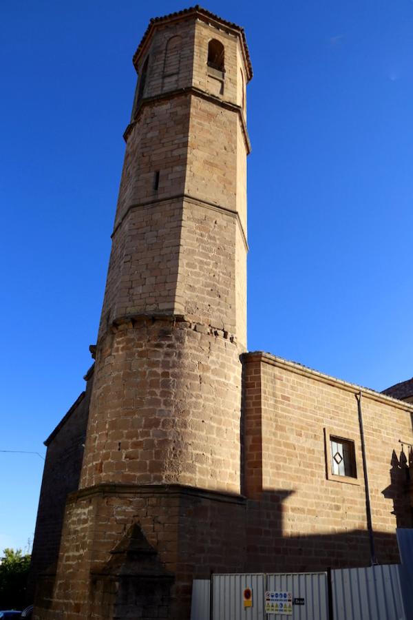 Iglesia Santa María la Mayor Linares - Jaén