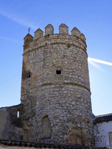Torre Norte o de la Calle Santa María.