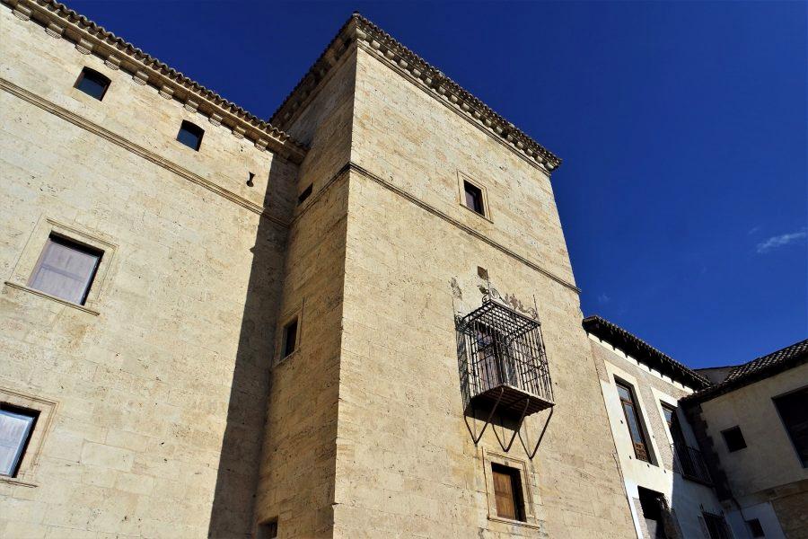 Torre de Levante, Palacio Ducal, qué ver en Pastrana