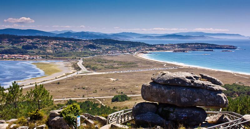 Playa A Lanzada Sanxenxo - Pontevedra