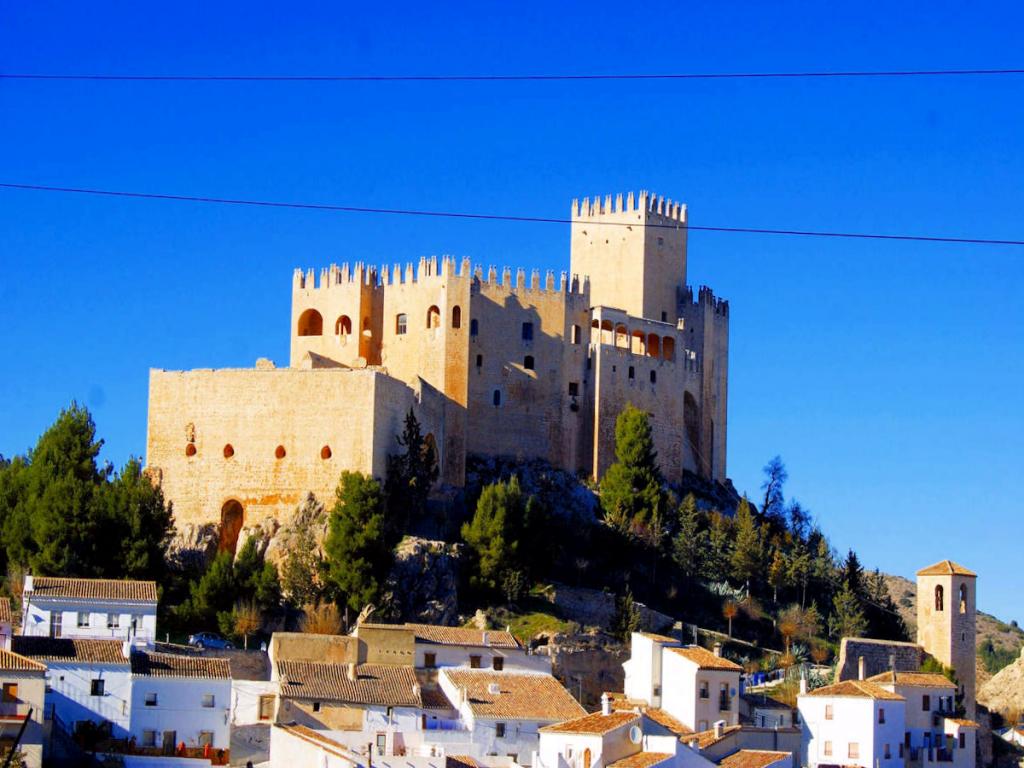Vélez-Blanco - Almería