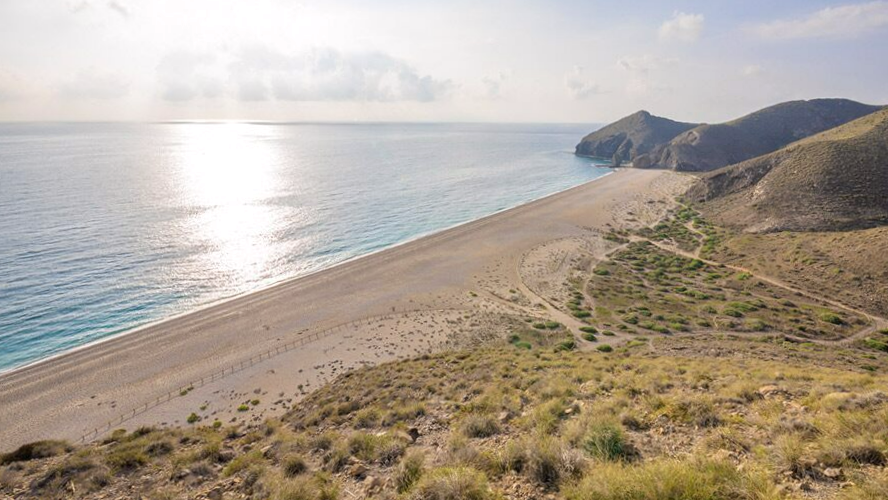 Playa Agua Amarga - Almería