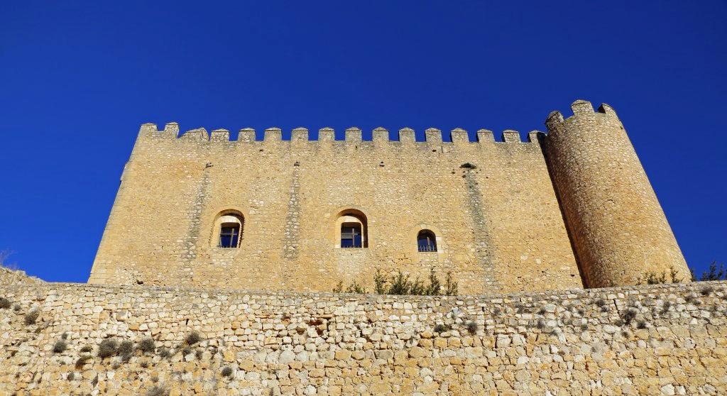 almenas castillo alarcon