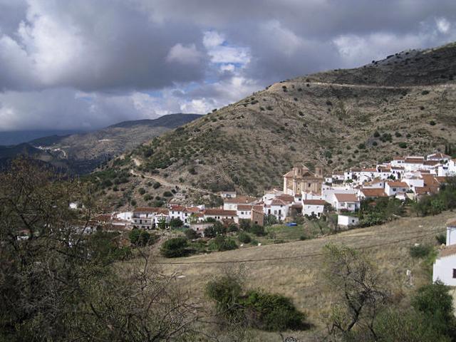 Alpandeire - Málaga