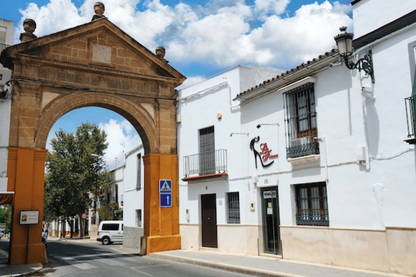 Arco de la Pastora Osuna - Sevilla