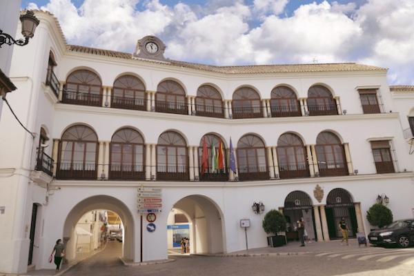 Ayuntamiento Osuna - Sevilla