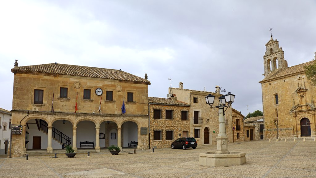 Lugar Infante Don Juan Manuel Alarcón